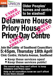 Priory delaware lobby